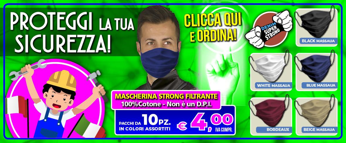 ColomboMario - SLIDE Promo Mascherina MURATORE Mag 2020